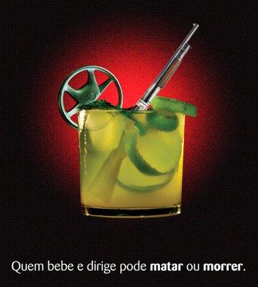 Campanha Álcool e Direção