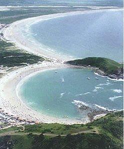 Praia das Conchas e Praia do Peró