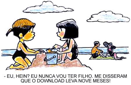 Conversa na praia