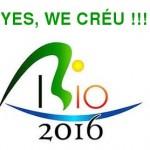 Olimpíadas no Rio de Janeiro! Yes, We Créu!