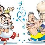Lula x FHC: no carnaval de uma eleição plebiscitária