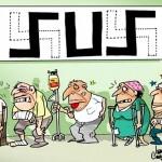 Serra, Aécio, Yeda e Arruda tungaram a saúde pública