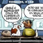 Casal Nardoni no paredão: pobre reality show das TVs