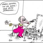 Por que Serra demora tanto para lançar candidatura?