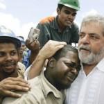 Nosso internauta: Parabéns Lula, você é um vencedor