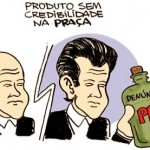 Denúncias de políticos mentirosos viram motivo de piada
