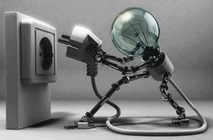 Apagão - sabotagem de hackers