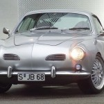 Karmann Ghia na lista dos 10 modelos mais bonitos