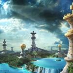 Xadrez surrealista: o equilíbrio da natureza em jogo