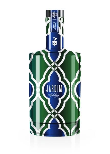 Design de garrafa