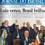 Diplomacia Brasil e Irã: mídia se curva com vitória pessoal deLula