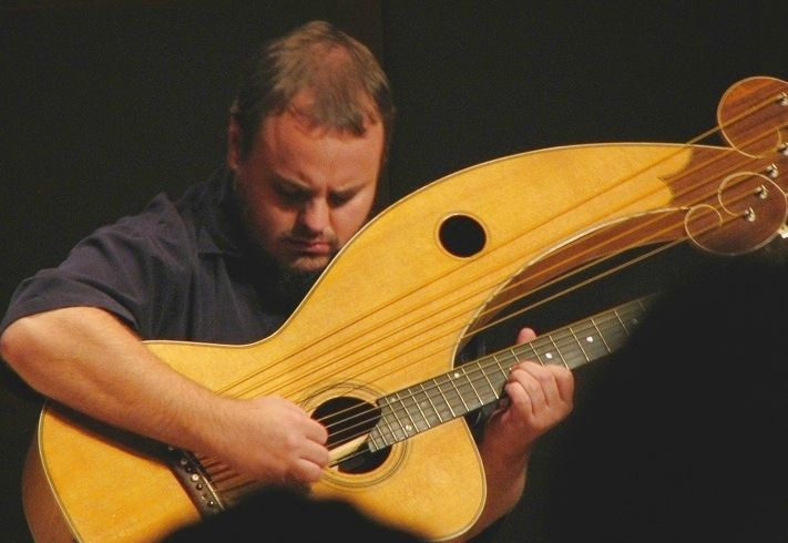 Violonista Andy McKee - Drifting