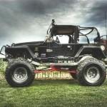Modelos de acessórios para reforma do Jeep Willys