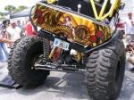 Jeepzilla - pintura custom