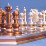 Jogos de xadrez com novo design, bonitos e decorativos