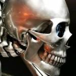 Uma motocicleta que é um osso duro de roer