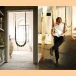 Interiores: um colar gigante para decorar sua casa
