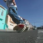 Flowboard, o skate que dá a sensação de esquiar na neve