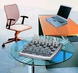 Jogo de Xadrez - Design Inovador