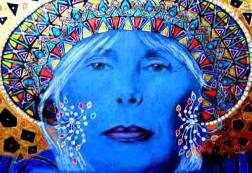 Joni Mitchell - ativista ecológica do rock
