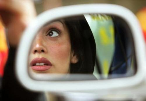 Laleh Seddigh, a bela iraniana