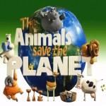 Os Animais Salvam o Planeta – campanha ecológica animada