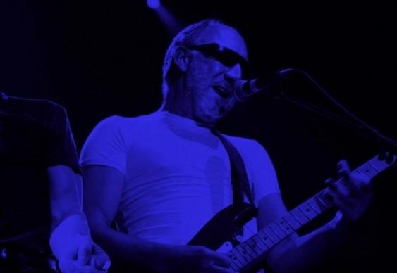 Pete Townshend - líder da banda de rock The Who