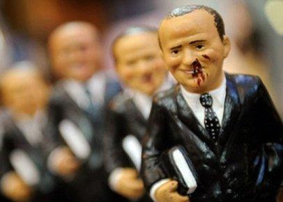 Silvio Berlusconi - boneco