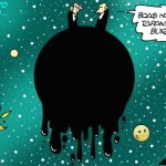 Rir para não chorar: catástrofe ambiental no mar