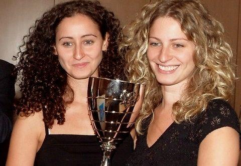 Anita e Ticia Gara - irmãs húngaras