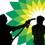 Arma dos ambientalistas contra a BP: o redesign da logo