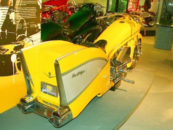 Motocicleta Ness-Stalgic Chopper