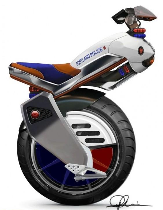 Ryno Motors - motocicletas de uma roda