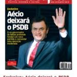 Aécio, ex-governador de Minas, pula fora do Tucanic paulista