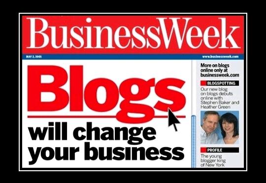Blogs mudam negócios de empresas