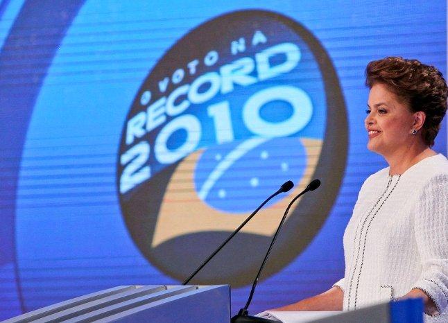Dilma Roussef - a mulher mais poderosa do mundo