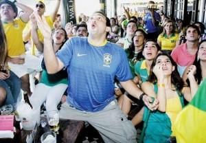 Futebol e histeria coletiva