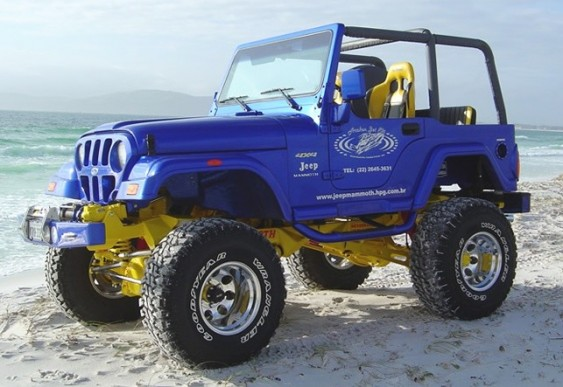 Jeep Willys CJ reformado