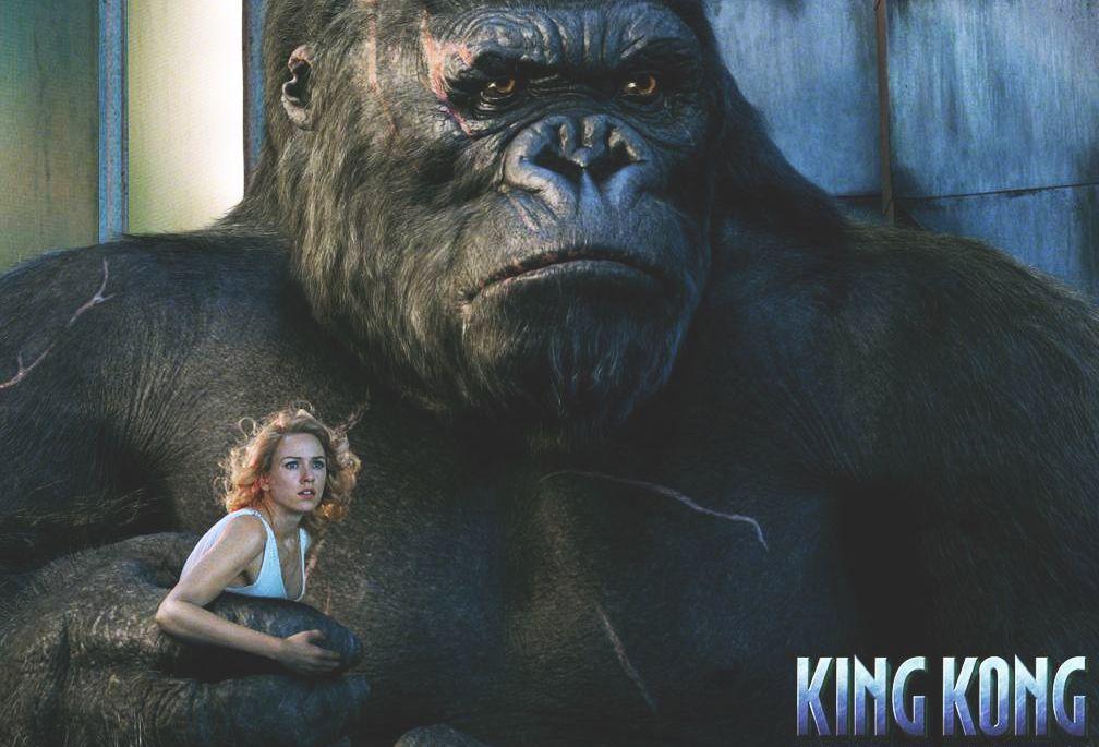 Walpaper do gorila King Kong