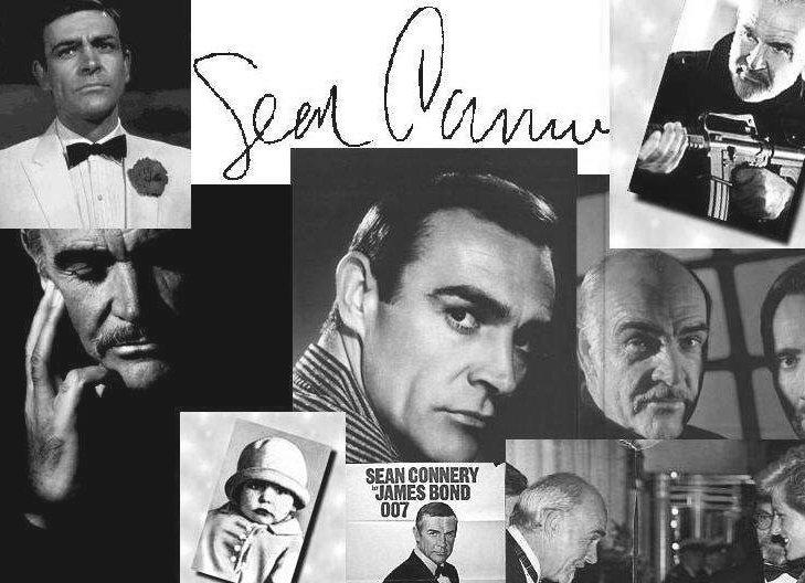 Sean Connery 007 James Bond