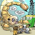 A picada mortal do escorpião, uma questão de natureza moral
