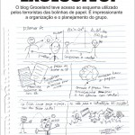 Como foi elaborado o esquema do golpe da bolinha de papel