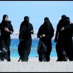 Burka + Bikini = BURKINI… a moda praia tucana para o verão