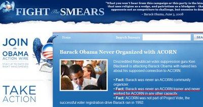 Como Obama combateu a baixaria