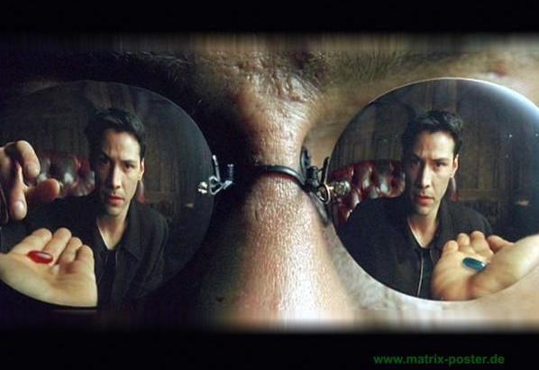Matrix - controle mental