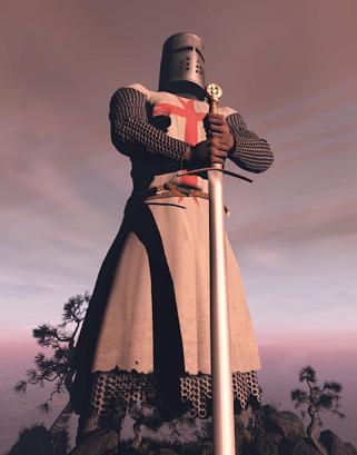 Cruzado - cavaleiro templário