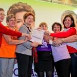 Participe! Assine o Manifesto de Mulheres Pró-Dilma!