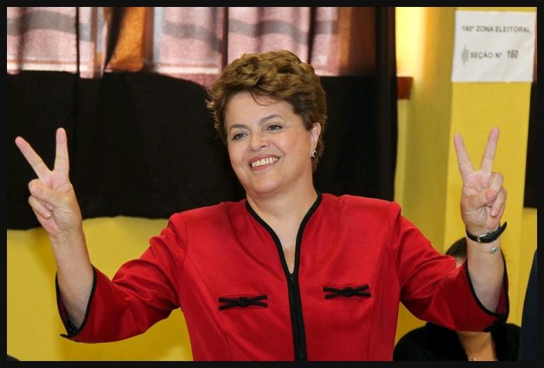 Dilma Roussef - Presidente-eleita do Brasil