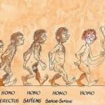 """Nova teoria da """"evolução"""" humana para os tempos modernos"""