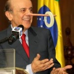 Piada sobre eleição – tucano e o seu Relógio da Mentira